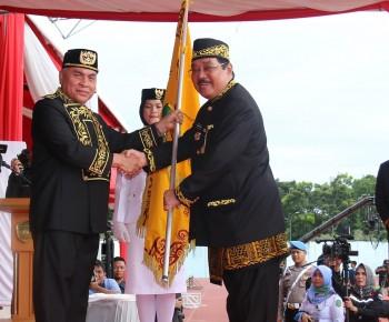 Panji Pembangunan Ketahanan Pangan Apresiasi Tinggi Gubernur Kaltim Terhadap Paser