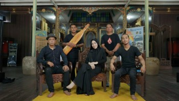 Kreasi Anak Paser Wakili Kalimantan di Lomba Cipta Karya Lagu Nusantara