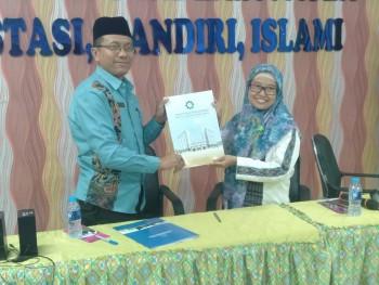 MAN IC Paser & UIN Sunan Ampel Surabaya Lakukan MoU