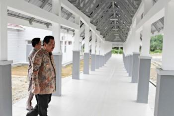 2017 RS Pratama Batu Engau Mulai Beroprasi