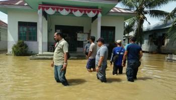 Bupati Instruksikan Atasi Banjir