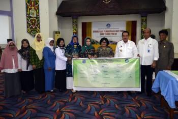 Bupati Paser Buka Sosialisasi Penuntasan Ikut PAUD Satu Tahun Pra SD