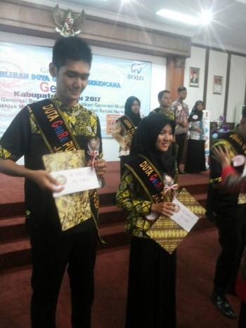 Mahasiswa Stiper Terpilih Duta  GenRe 2017