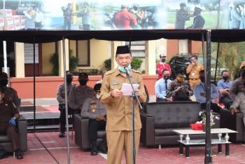 Wakil Ketua II Gugus Tugas Covid-19 Himbau Masyarakat Jujur Kalau Berobat Pada Faskes