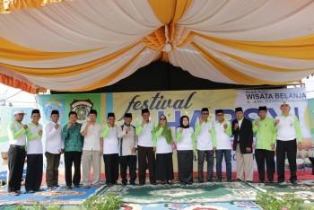 38 Grup Ikuti Festival Habsih & Qasidah Rebana