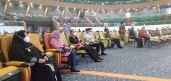 Dihadiri 4 Menteri, Wabup Masitah Antusias Ikuti Lounching Gernas BBI Untuk Bangkitkan Perekonomian Paser