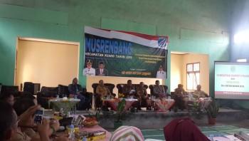 Musrenbang di Kuaro, Setda Sebutkan Target Pencapaian Visi