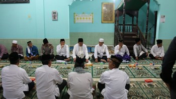 Desa Pondong Tuan Rumah Safari Ramadhan Kecamatan Kuaro