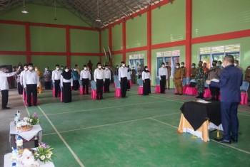 Bupati Fahmi Ingatkan Jajarannya Lebih Perhatian Serius & Upaya Masif Menyikapi Covid-19