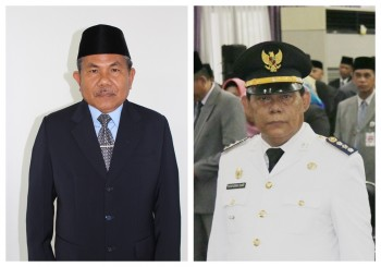 Pemkab Paser Kehilangan Dua Pejabat Terbaik Ir H Ishak & H Syaifuddin Zuhri Tutup Usia