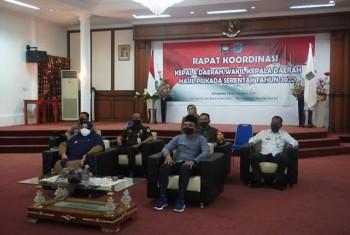 Wabup Masitah Siap Tindak Lanjuti Arahan Presiden Jokowi