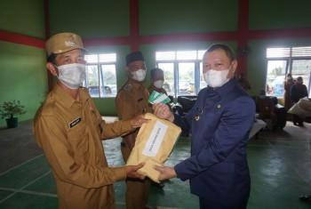 Bupati Fahmi Minta Kades Kembali Data Warga yang Belum Masuk BPJS Gratis