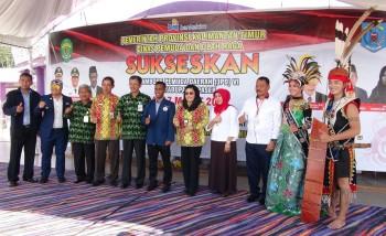 Jambore Pemuda Dibuka Asisten Pemerintahan Setprov Kaltim