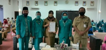 Sinergi Dinas PPKBP3A Dan Tim Penggerak PKK Melalui Program Terpadu P2WKSS Akan Wujudkan Kesetaraan Gender