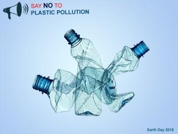 Stop Sampah Plastik !