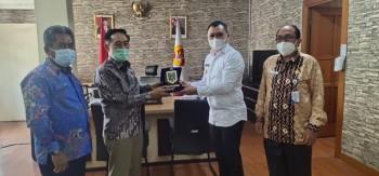 Wujudkan  SDM ASN  Unggul, Bupati Fahmi Diterima Ketua KASN Prof Dr Budi