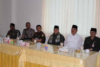 Bupati dan Wabup Hadiri Buka Puasa Sekretariat  DPRD