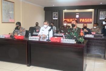 Bupati Fahmi & Forkopimda Launching Asap Digital
