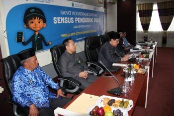 Bupati Minta Seluruh Pihak Bantu BPS  Sensus Penduduk 2020