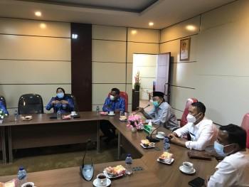 Wabup Sampaikan Salam Perpisahan & Sekda Puji Kedisiplinan Kaharuddin