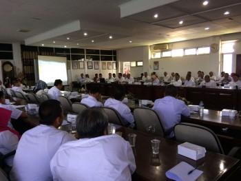 Pemkab Rumuskan Nama Jabatan Staf Pelaksana