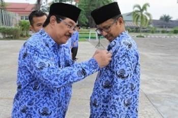 Ratusan PNS Terima Satyalencana Karya Satya