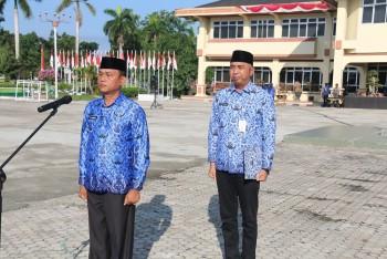 Guntur Sebut Sekretariat Korpri  Terakhir 2019