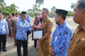 3 Desa di Paser Terima Penghargaan Kampung Iklim