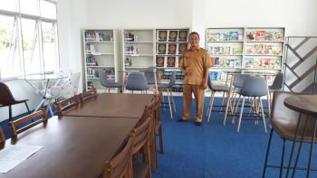 Perpustakaan Terima 2.154 Buku dari DAK Tahun 2019