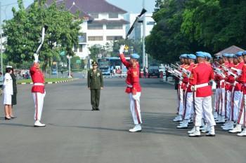 Mulai 17 Juli, Masyarakat Bisa Saksikan Seremonial Serah Terima Jaga Istana