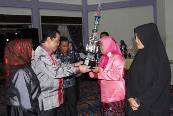 Malam Resepsi HUT ke-72 RI, Sekda Paser : Mari Kerja Bersama Mengisi Kemerdekaan