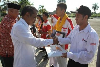 HUT PMI ke- 73, Momentum Menjunjung Tinggi Solidaritas & Semangat Kepahlawanan Relawan