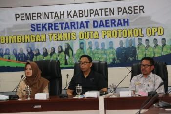 Arif: Istilah Protokol Erat Dengan Tata Krama