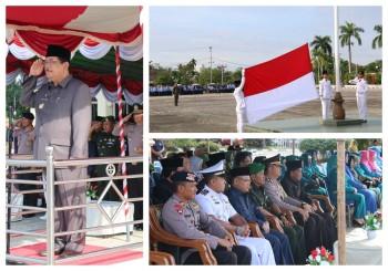 Bupati Pimpin Upacara Hari Kebangkitan Nasional 110