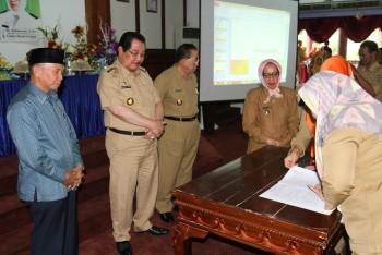 Musrenbang Tanah Grogot Dihadiri Anggota DPRD Kaltim, Bupati Apresiasi Usulan Kecamatan Tanah Grogot