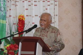 Mantan Sekda Cerita Kabupaten Tingkat II Paser Terima  Parasamya  Purnakarya  Nugraha