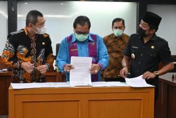 Bupati Beberkan Dasar Hukum Batas Wilayah dengan Kabupaten Lain