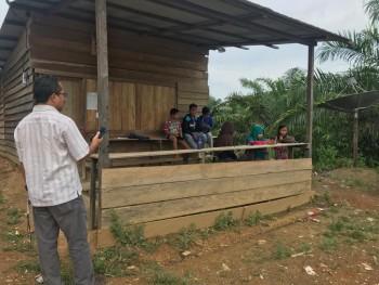 Masyarakat Pedesaan Masih Terbatas Akses Komunikasi