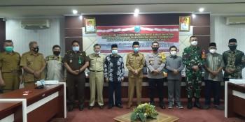 Kaharuddin: Minta KPU Kabupaten Paser Pastikan Keamanan Logistik Pilkada Kabupaten Paser