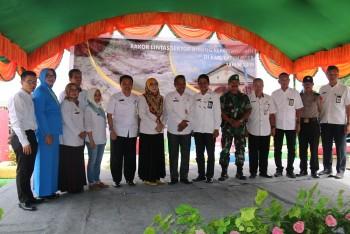 Kampung Warna Warni Jadi Lokasi Rakor Lintas Sektor Kepariwisataan