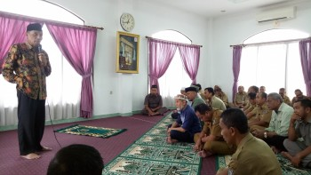 Musholla Sekretariat Daerah Gelar Kultum Selama Ramadhan