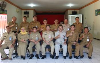 Rakor Camat bahas dari Disiplin Pegawai hingga Usulan Pola Kombinasi Pengganggaran di Kecamatan