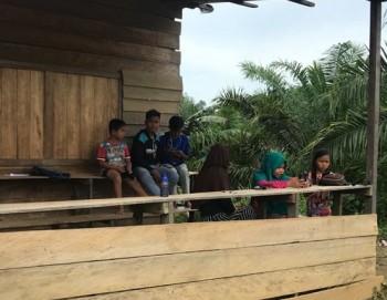 Masih Banyak Desa Miskin Signal di Kabupaten Paser