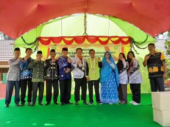 PGRI Lakukan Kunjungan Balasan ke Selatan