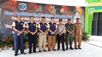 Sisman Buka O2SN dan FLS2N Kabupaten Paser