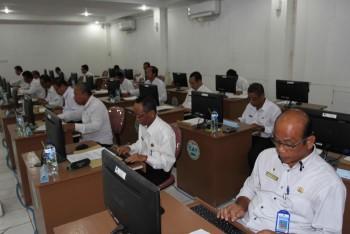 Seleksi  Lelang Jabatan JPT Pratama Pemkab Paser Digelar