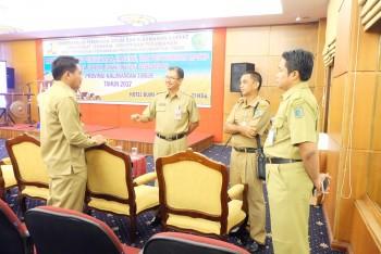 Sekda Hadiri Rakor Pemahaman, Urgensi dan Penyusunan RP3KP  Di Samarinda