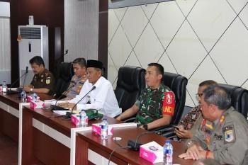 Diterima Wabup Kaharuddin, Aksi Solidaritas Masyarakat Adat Paser Berlangsung Tertib
