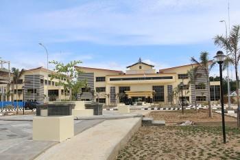 Gedung 5 & 6 Komplek Perkantoran di Lengkapi Ruang Kerja Bupati & Commad Center