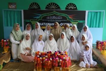 Alumni PPKB Gelar Khataman Qur'an